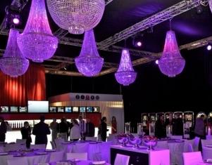 Iluminacion stand Global Zitro feria interarzar IFEMA Madrid