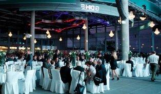 Conferencia de comercio de Goodyear y Dunlop