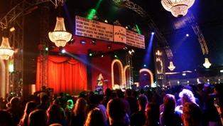 Iluminacion conciertos y festivales