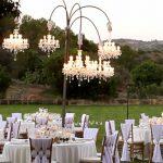 iluminacion bodas aire libre