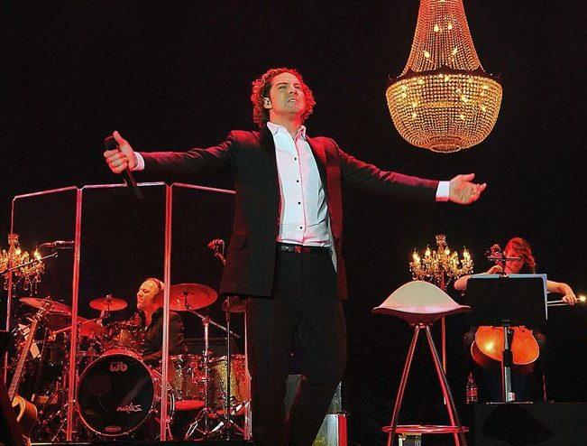 Showlight gira con David Bisbal