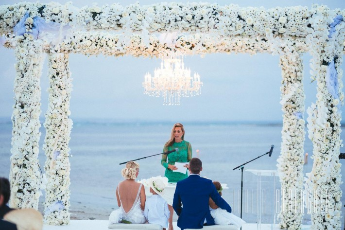 Decoración bodas La Manga Murcia