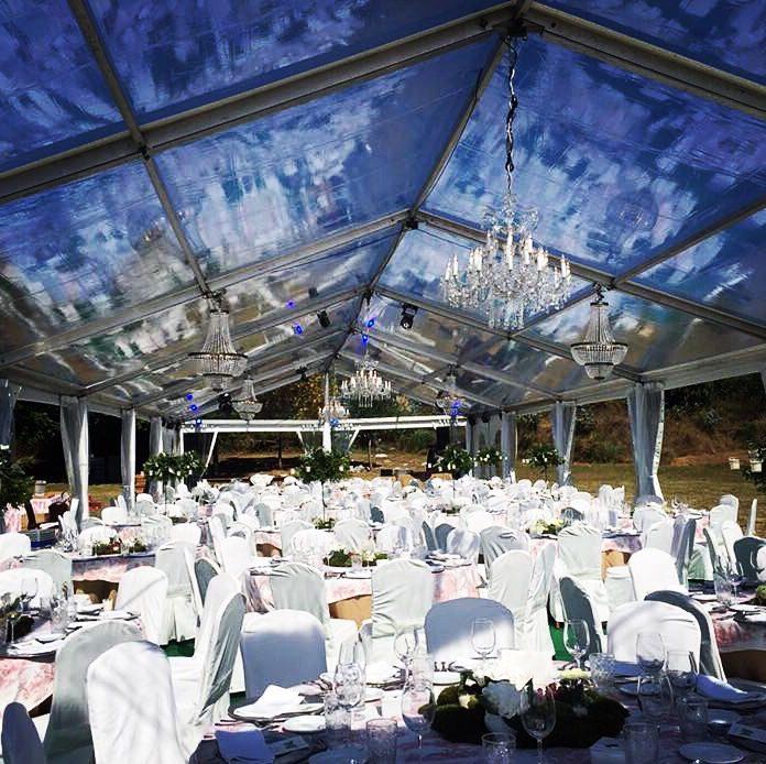 Decoración para una boda en Noja – Bilbao