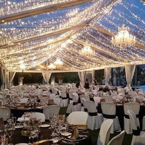 iluminacion-boda en Benidorm